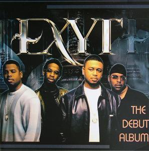 Album  Cover Exyt - The Debut Album on KUDZU Records from 2002