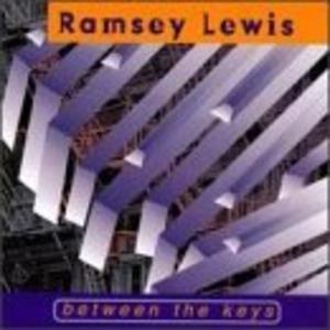 Album  Cover Ramsey Lewis - Between The Keys on GRP Records from 1996