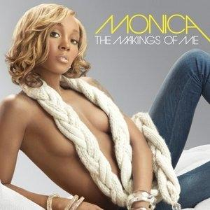 Album  Cover Monica - Makings Of Me on J-RECORDS Records from 2006