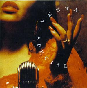 Album  Cover Vesta Williams - Special on A&M Records from 1991