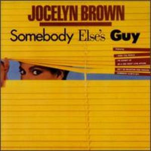 Album  Cover Jocelyn Brown - Somebody Else's Guy on VINYL DREAM (PRELUDE) Records from 1984