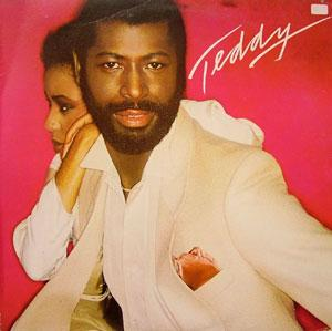 Album  Cover Teddy Pendergrass - Teddy on PHILADELPHIA INTERNATIONAL Records from 1979