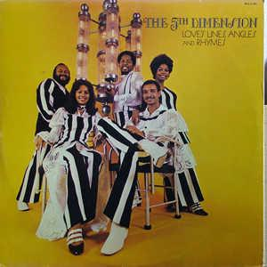 Album  Cover The Fifth Dimension - Love's Lines, Angles And Rhymes on BELL Records from 1971