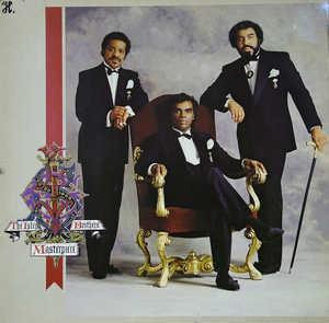 Album  Cover The Isley Brothers - Masterpiece on WARNER BROS. Records from 1985