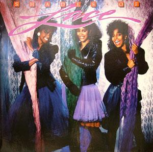 Album  Cover Lace - Shades Of Lace on WING Records from 1987