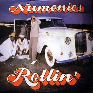 Album  Cover Numonics - Rollin' on HODISK (ALLEGIANCE) Records from 1982