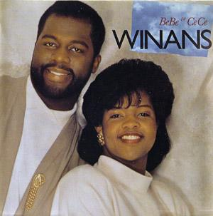 Album  Cover Bebe And Cece Winans - Bebe & Cece Winans on CAPITOL Records from 1987