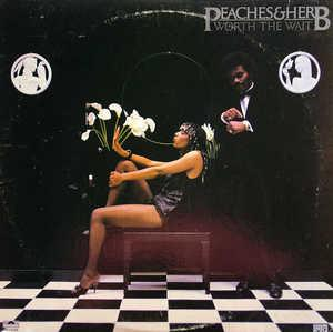 Album  Cover Peaches & Herb - Worth The Wait on POLYDOR Records from 1980