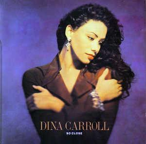 Album  Cover Dina Carroll - So Close on A&M Records from 1993