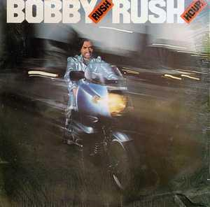 Album  Cover Bobby Rush - Rush Hour on PHILADELPHIA INTERNATIONAL Records from 1979