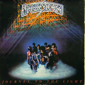 Album  Cover Brainstorm - Journey To The Light on TABU Records from 1978