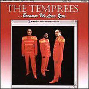 Album  Cover The Temprees - Because We Love You on HIGH STACKS Records from 2000