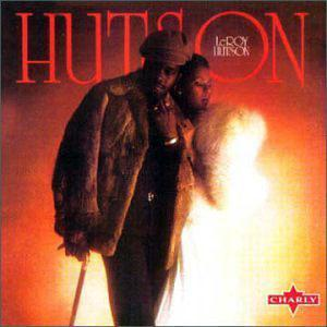 Album  Cover Leroy Hutson - Hutson on CURTOM Records from 1975