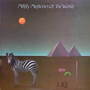 Album  Cover Mfsb - Mysteries Of The World on PHILADELPHIA INTERNATIONAL Records from 1980