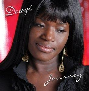 Album  Cover Douyé - Journey on BETSEY BLUE Records from 2008