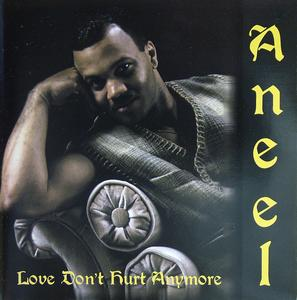 Front Cover Album Aneel - Love Don't Hurt Anymore