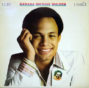 Album  Cover Narada Michael Walden - I Cry, I Smile on ATLANTIC Records from 1977