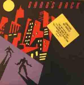Album  Cover Gang's Back - Gang's Back on HANDSHAKE Records from 1982