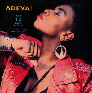 Album  Cover Adeva - Adeva! The 12 Inch Mixes on CHRYSALIS Records from 1989
