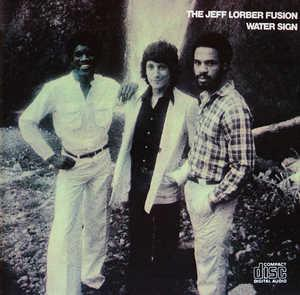 Front Cover Album Jeff Lorber - Water Sign