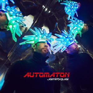 Album  Cover Jamiroquai - Automaton on VIRGIN EMI RECORDS / NONE Records from 2017