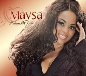 Front Cover Album Maysa - Motions Of Love