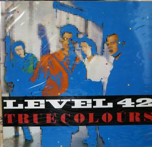 Album  Cover Level 42 - True Colours on POLYDOR LTD. Records from 1984