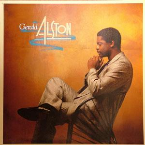 Album  Cover Gerald Alston - Gerald Alston on MOTOWN Records from 1988