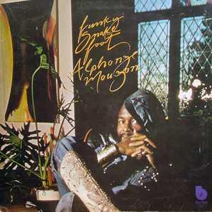 Album  Cover Alphonse Mouzon - Funky Snakefoot on  Records from 1973