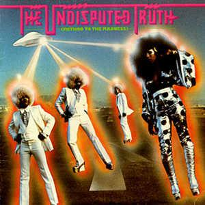 Album  Cover The Undisputed Truth - Method To The Madness on WHITFIELD Records from 1977