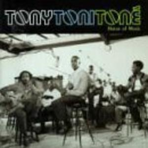 Album  Cover Tony! Toni! Tone! - House Of Music on MERCURY Records from 1996