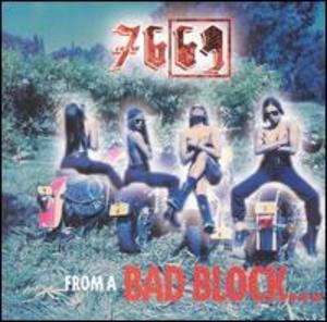 Album  Cover 7669 - 7669 East From A Bad Block on MOTOWN Records from 1993