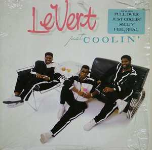 Album  Cover Levert - Just Coolin' on ATLANTIC Records from 1988