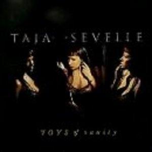 Album  Cover Taja Sevelle - Toys Of Vanity on WARNER BROS. Records from 1997