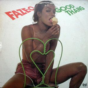 Album  Cover Faze-o - Good Thang on SHE Records from 1978