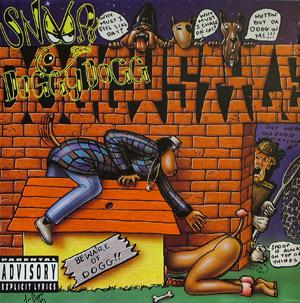 Album  Cover Snoop Doggie Dogg - Doggystyle on DEATH ROW RECORDS Records from 1993