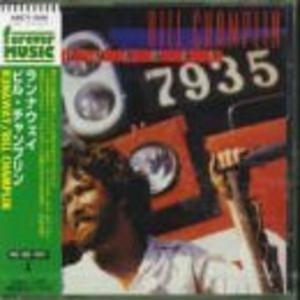 Album  Cover Bill Champlin - Runaway on ELEKTRA Records from 1981