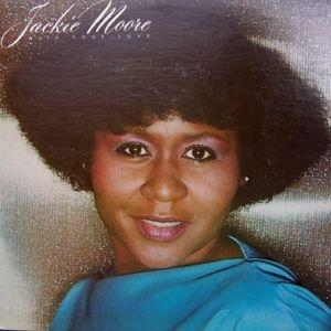 Album  Cover Jackie Moore - With Your Love on COLUMBIA Records from 1980