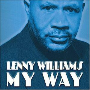 Album  Cover Lenny Williams - My Way on THUMB Records from 2004