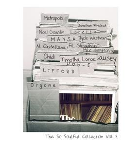 Front Cover Album Various Artists - The So Soulful Collection VOL 2