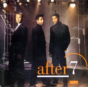 Album  Cover After 7 - After 7 on VIRGIN Records from 1989
