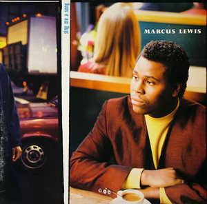 Album  Cover Marcus Lewis - Sing Me A Song on CBS Records from 1989