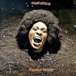 Album  Cover Funkadelic - Maggot Brain on WESTBOUND Records from 1971