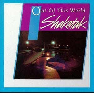 Album  Cover Shakatak - Out Of This World on POLYDOR Records from 1983