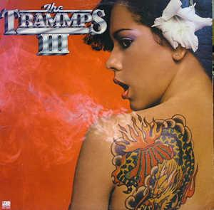 Album  Cover The Trammps - Trammps Iii on ATLANTIC Records from 1977