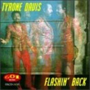 Album  Cover Tyrone Davis - Flashin' Back on FUTURE Records from 1988