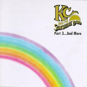 Album  Cover K.c. And The Sunshine Band - Part 3 on TK Records from 1976