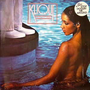 Album  Cover Klique - Try It Out on MCA Records from 1983