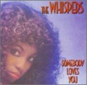 Album  Cover The Whispers - Somebody Loves You on QUICKSILVER Records from 1991