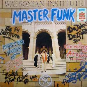 Front Cover Album Watsonian Institute - Master Funk
